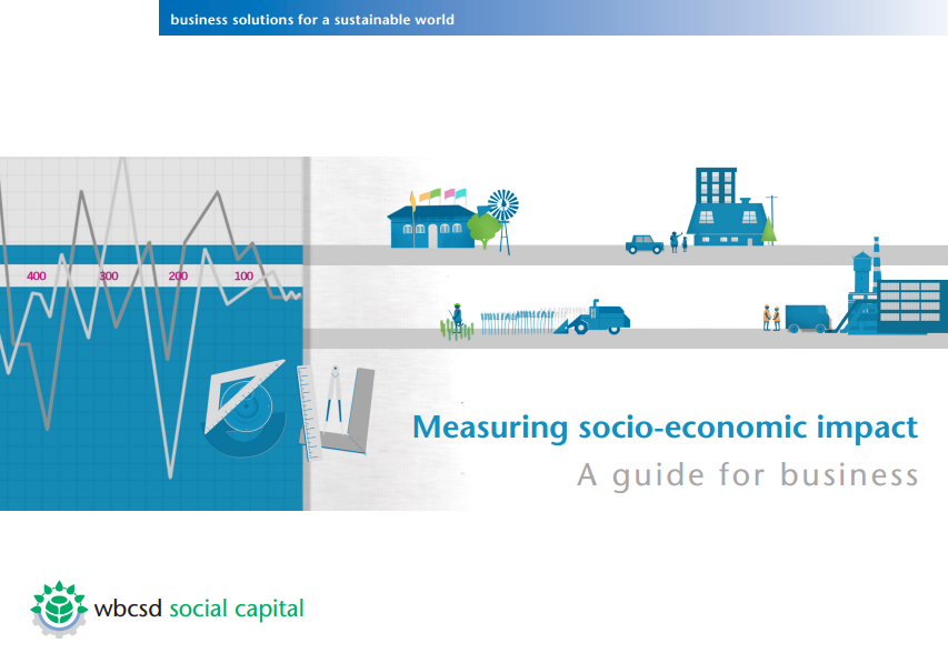 Measuring socio-economic impact